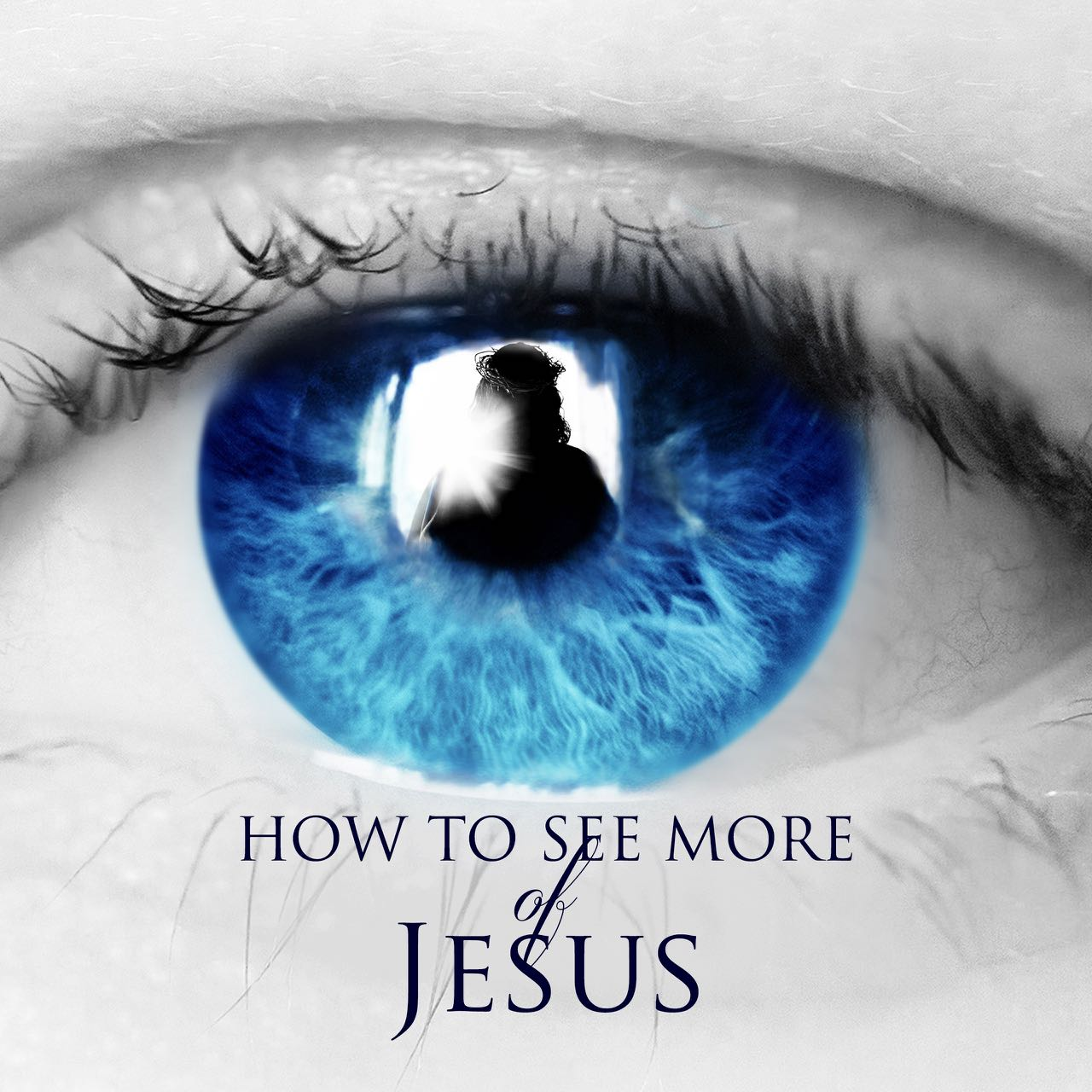 How to see more of Jesus sermon